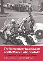 The Montgomery Bus Boycott and the Women Who…