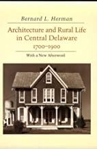 Architecture and Rural Life in Central…