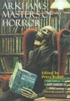 Arkham's Masters of Horror: A 60th…