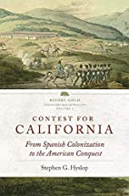 Contest for California : from Spanish…
