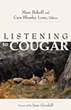 Listening to Cougar by Jane Goodall