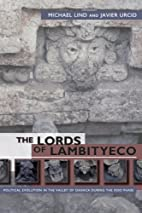 The Lords of Lambityeco: Political Evolution…