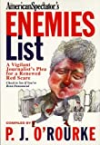 O&#39;Rourke, P. J.: The Enemies List