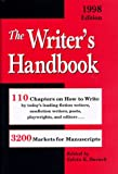 Burack, Sylvia K.: The Writer's Handbook: 1998