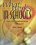 Marzano, Robert J.: What Works in Schools: Translating Research Into Action