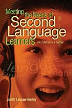Meeting the Needs of Second Language…
