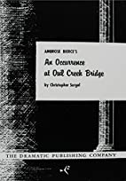 An Occurrence at Owl Creek Bridge [play…