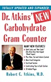 Dr. Atkins' New Carbohydrate Gram Counter by…