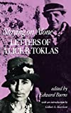 Toklas, Alice B.: Staying on Alone: Letters of Alice B. Toklas