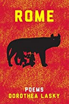 ROME: Poems by Dorothea Lasky