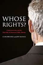 Whose Rights? Counterterrorism and the Dark…