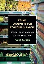 Ethnic Solidarity for Economic Survival:…
