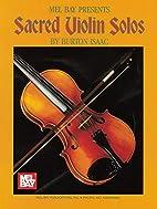 Mel Bay's Sacred Violin Solos (Mel Bay…
