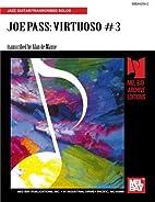 Joe Pass: Virtuoso #3 by Joe Pass