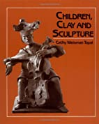 Children, Clay, And Sculpture by Cathy…