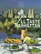 I'll Taste Manhattan by Junior League…