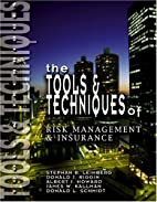 The Tools & Techniques of Risk Management &…
