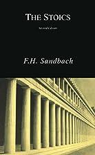 The Stoics by F. H. Sandbach
