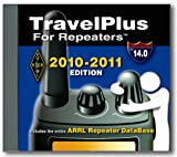 Arrl: Travelplus for Repeaters 2010/2011 Version 14.0 (CD)