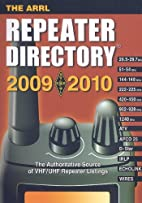 The ARRL Repeater Directory 2009-2010 Pocket…