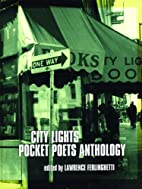 City Lights Pocket Poets Anthology by…