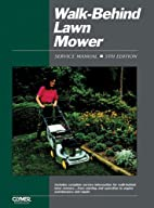 Walk-Behind Lawn Mower Ed 5 (Walk Behind…