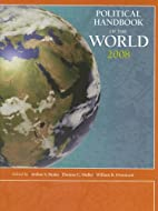 Political Handbook of the World 2008 by…