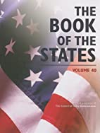 The Book of the States 2009