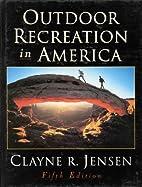 Outdoor recreation in America: trends,…