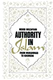 Mozaffari, Mehdi: Authority in Islam: From Muhammad to Khomeini