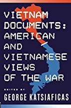 Vietnam Documents: American and Vietnamese…
