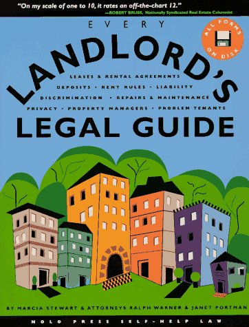 every-landlords-legal-guide-leases-rental-agreements-deposits-rent-rules-liability-discrimination-repairs-maintenance-privacy-property-managers-problem-tenants-serial