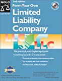 Mancuso, Anthony: Form Your Own Limited Liability Company