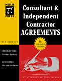 Stephen Fishman: Consultant & Independent Contractor Agreements