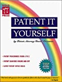 Elias, Stephen: Patent It Yourself