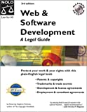 Stephen Fishman: Web and Software Development: A Legal Guide (With CD-ROM)