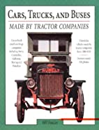 Cars, Trucks, and Buses Made by Tractor…