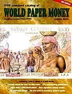 Standard Catalog of World Paper Money 2000:…