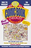 Thompson, Maggie: 2001 Comic Book Checklist and Price Guide