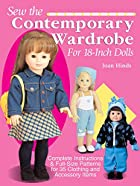 Sew the Contemporary Wardrobe for 18-Inch…