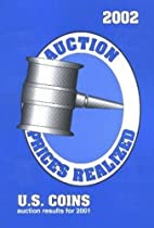 Auction Prices Realized: From 1979-2002 by…