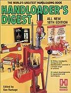 Handloader's Digest: The World's…