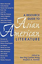 A resource guide to Asian American…
