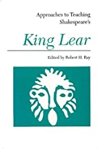 Approaches to Teaching Shakespeare's King…