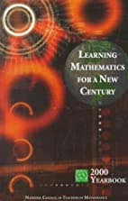 Learning Mathematics for a New Century…