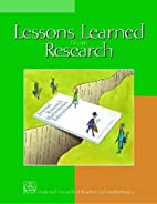Lessons Learned from Research by Judith…