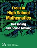 Gary Martin: Focus in High School Mathematics: Reasoning and Sense Making