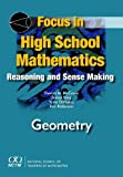 Sharon M. McCrone: Focus in High School Mathematics: Reasoning and Sense Making in Geometry