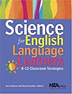 Science for English Language Learners: K-12…