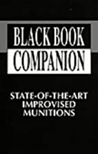 Black Book Companion: State-Of-The-Art…
